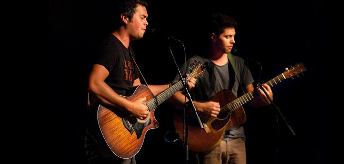 Songs & Stories Podcast: Talking Story with Chase and Carl Kuahane