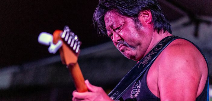 Songs & Stories Podcast: Talking Story with Guitarist Tomi Isobe