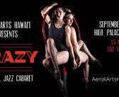 Crazy: A Floating Jazz Cabaret Takes Flight at the Palace Theatre this Month