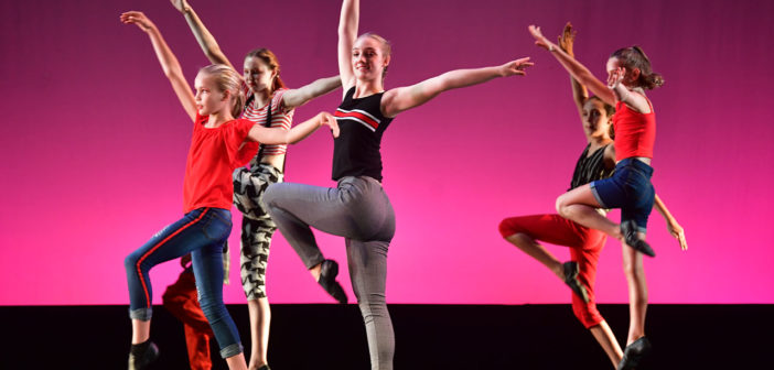 Prince Dance Institute Announces the Spring Semester of Performing Arts Classes at Kahilu Theatre