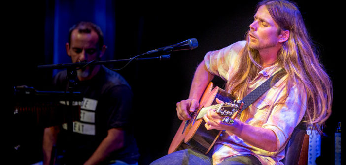 An Intimate Evening with Lukas Nelson