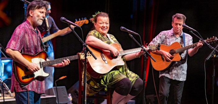Hawaiian Style Band: History with A Break In Between