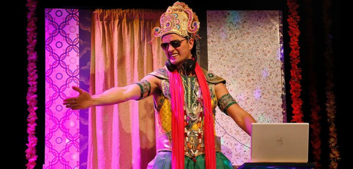 Mrs. Krishnan's Party is Coming to Kahilu Theatre March 1 – You're Invited!
