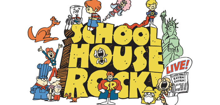 """Schoolhouse Rock Live!"" Coming  February 20 to Kahilu Theatre"