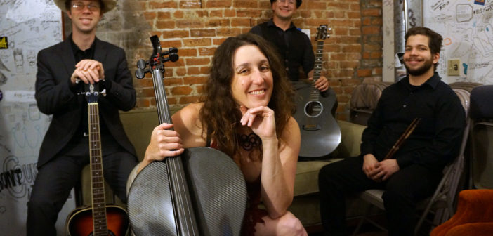 Bluegrass & Blues Band Dirty Cello Coming to Kahilu February 21