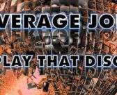 Average Joes Release New Album: Play That Disco